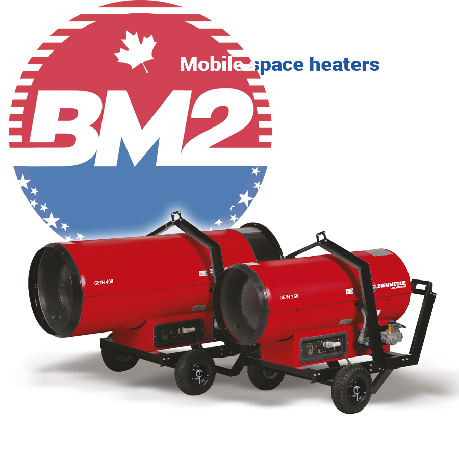 All our heaters are CSA approved for both USA and Canada.