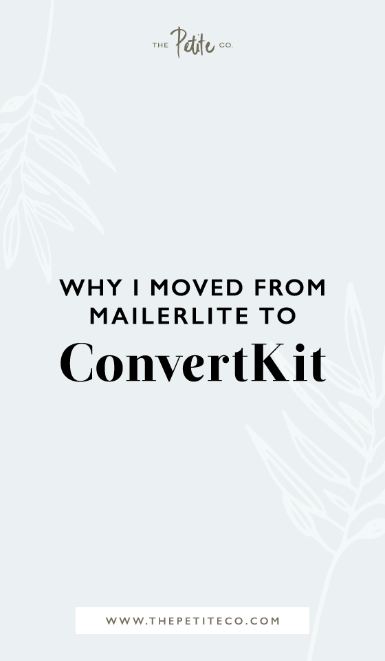 All about Mailerlite Vs Convertkit