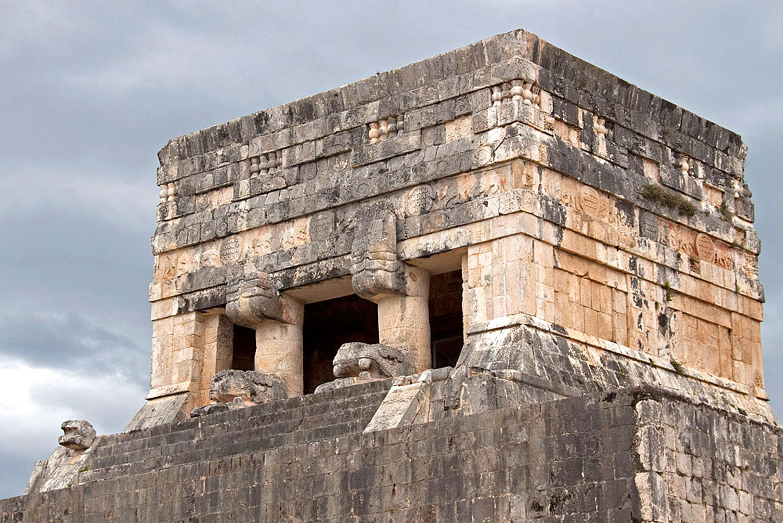 The Upper Jaguar Temple.