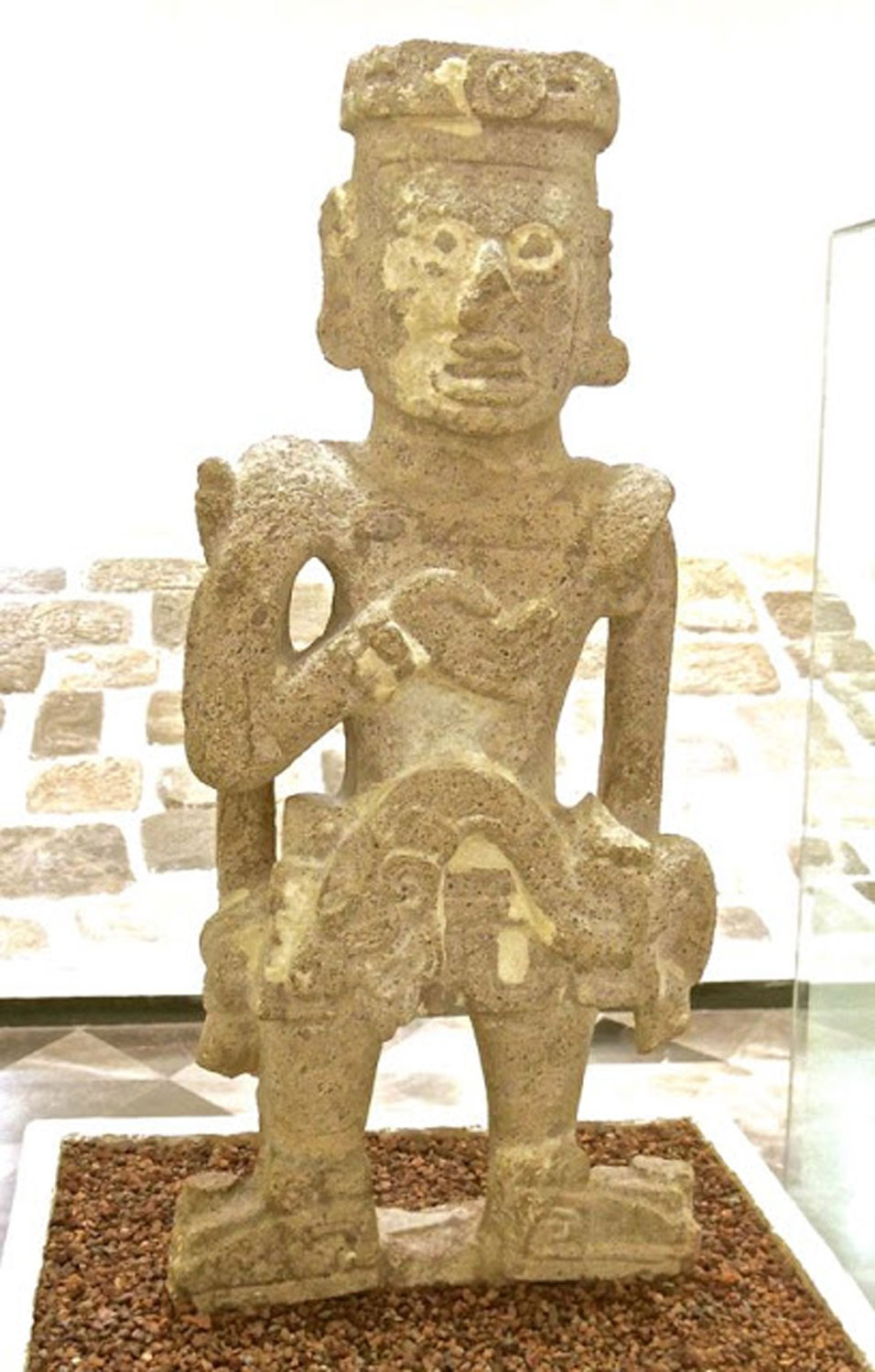 The Lord of the Serpents, Xochicalco