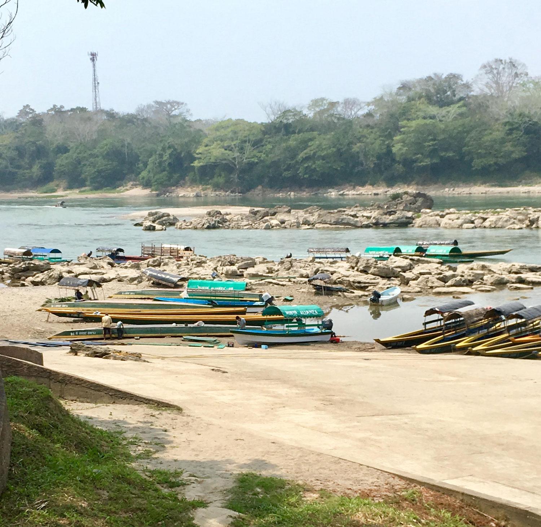 Usumacinta River.