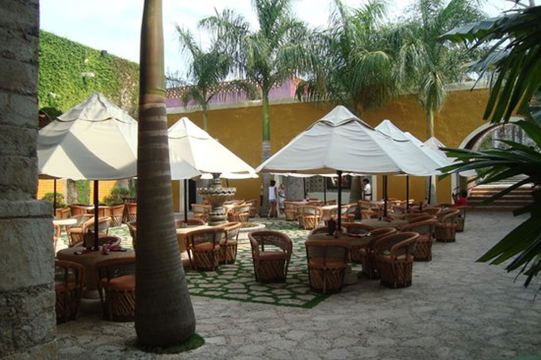 Restaurant La Casona.