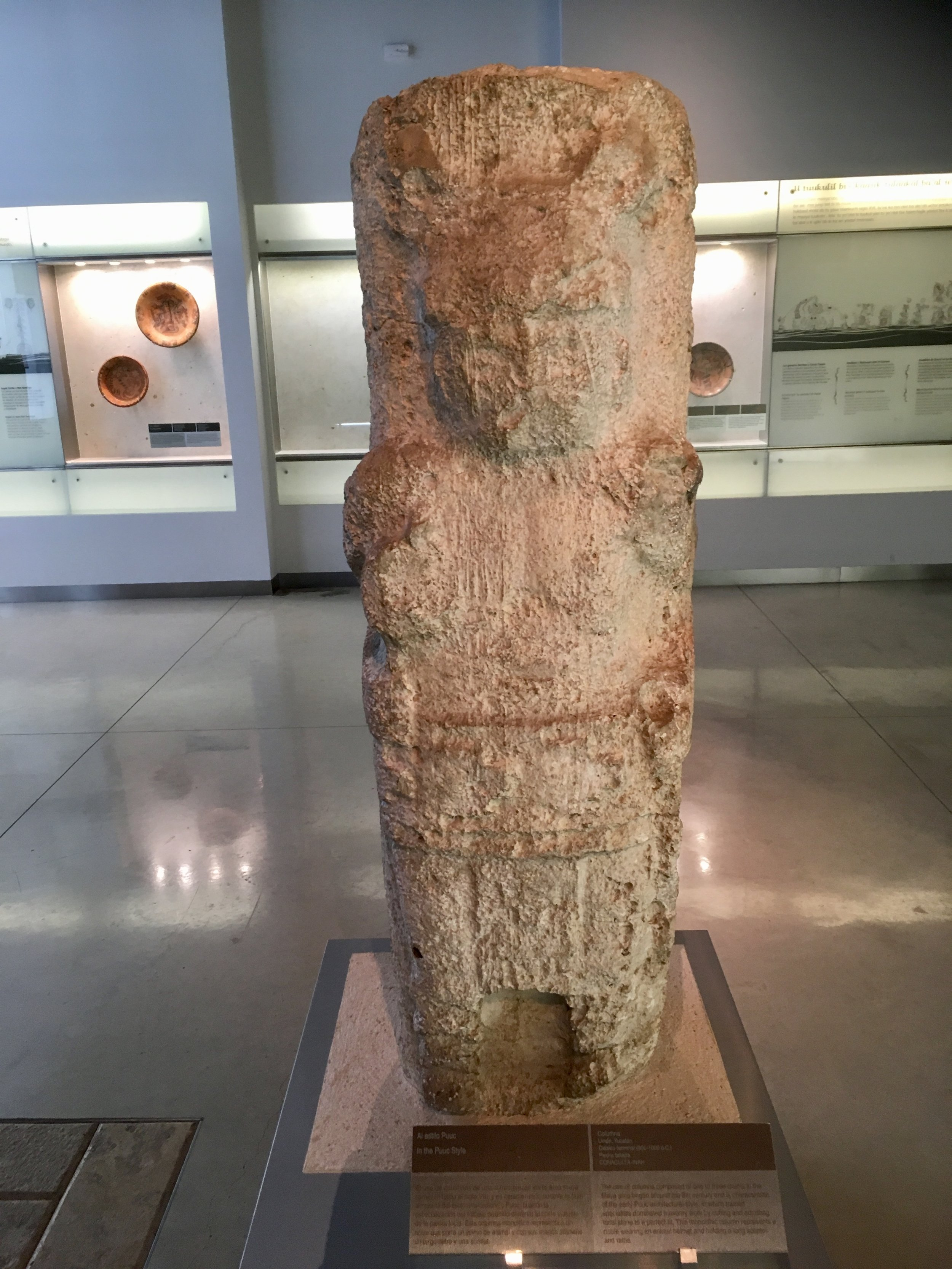 Umán figure (900-1000 AD): a nobleman or a king?