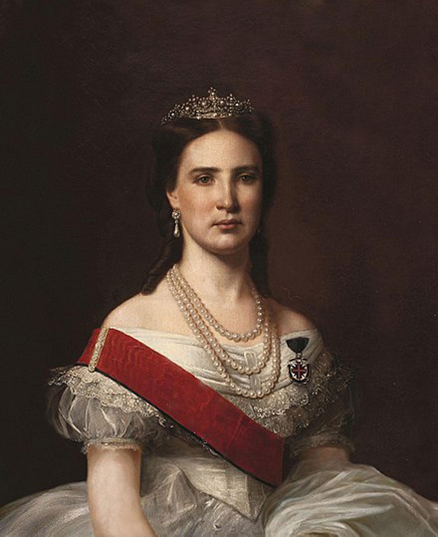 Princess Carlota of Mexico: wikipedia.org .