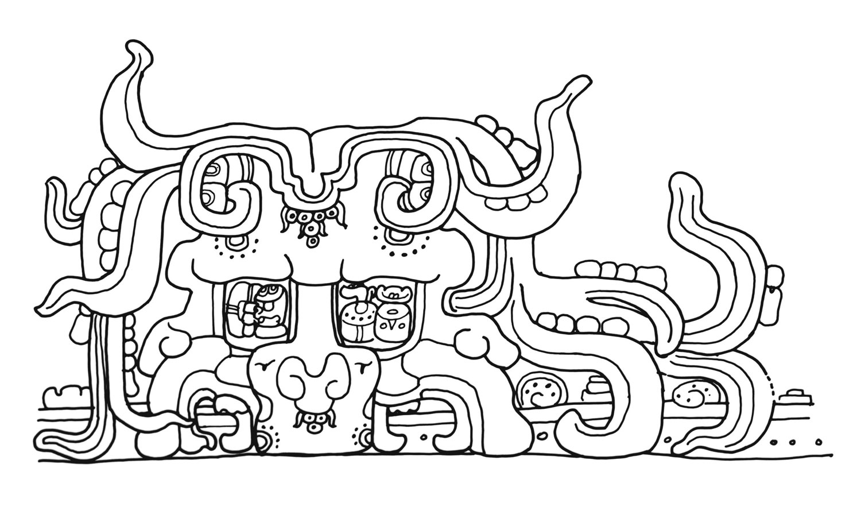 Olmec jade dwarf, 1500 BC. Credit: www.pinterest.es/pin