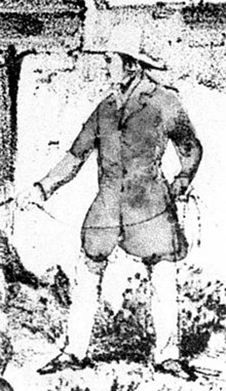 Frederick Catherwood. Source: wikipedia.org .