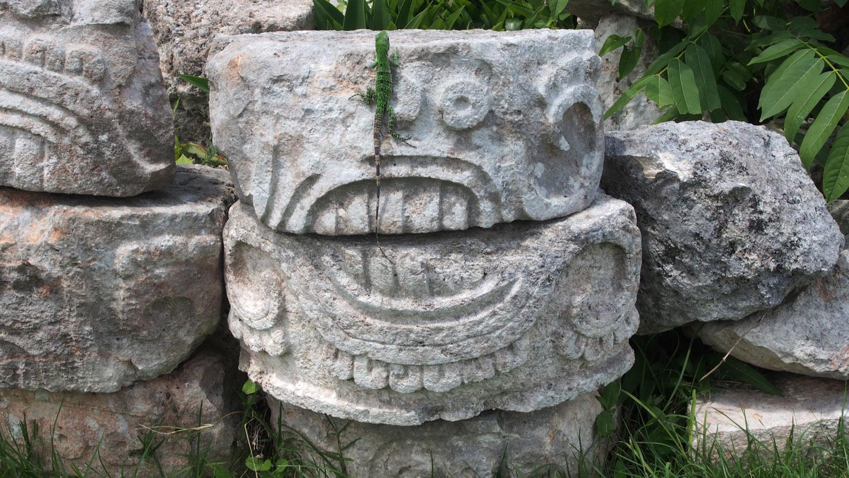 Mountain eyebrow of the Witz (Mountain) Monster.