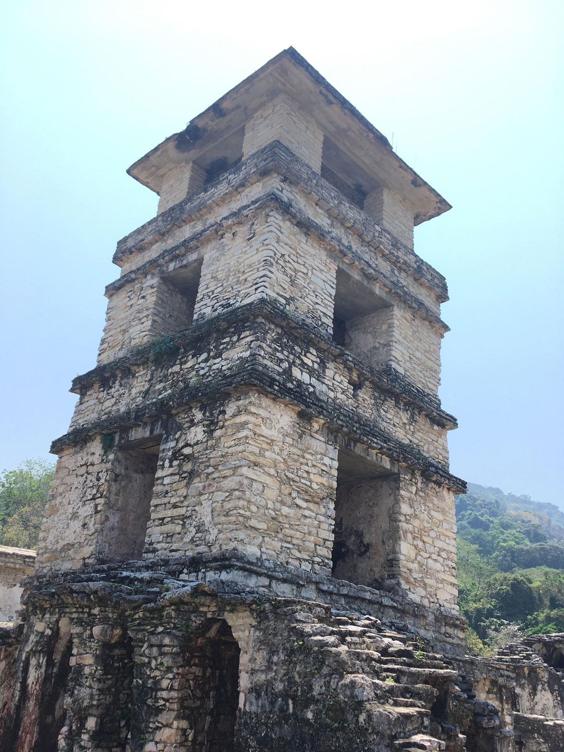 The Observation Tower.