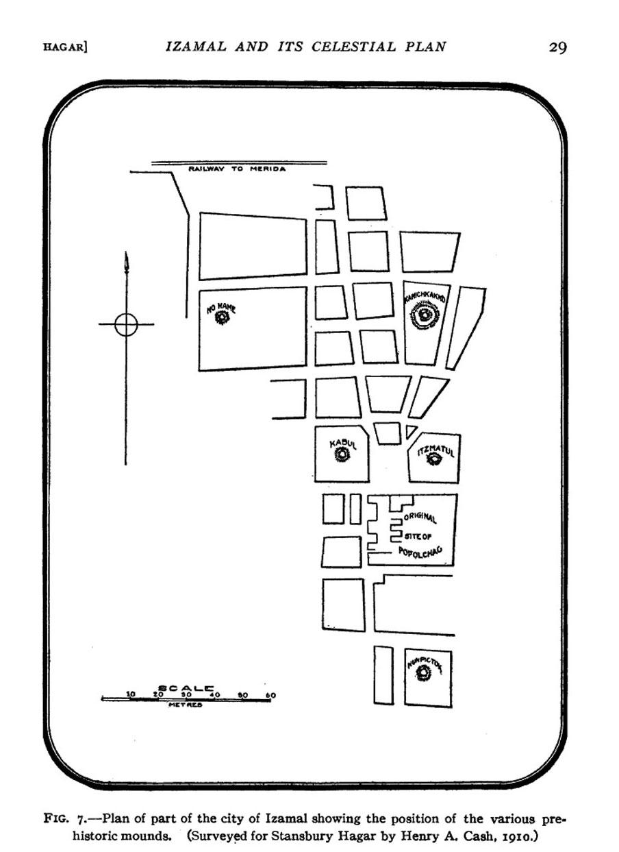 The celestial plan of the city:  jstor.org .