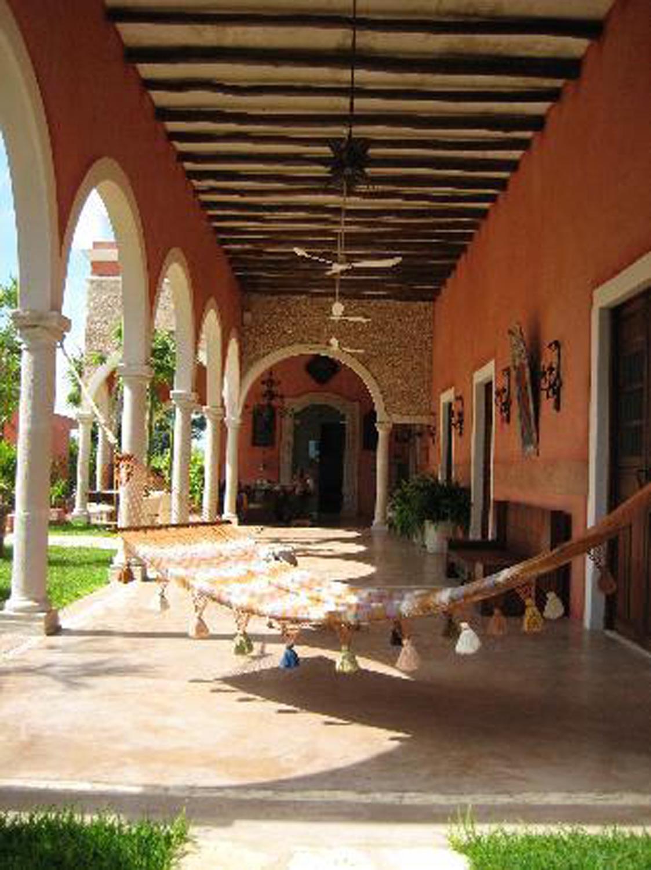 Hacienda Sacnicte.