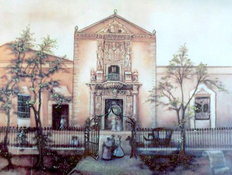 Montejo House 1548:  wikipedia.org . Right:  meridadeyucatan.com .