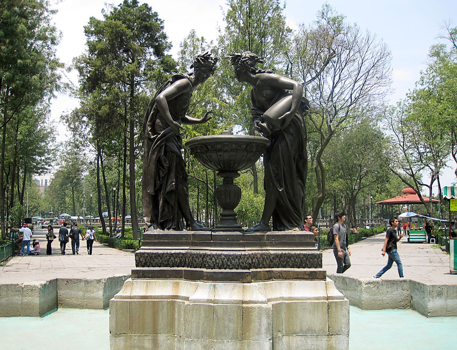 Alameda Park, courtesy of Flickr.
