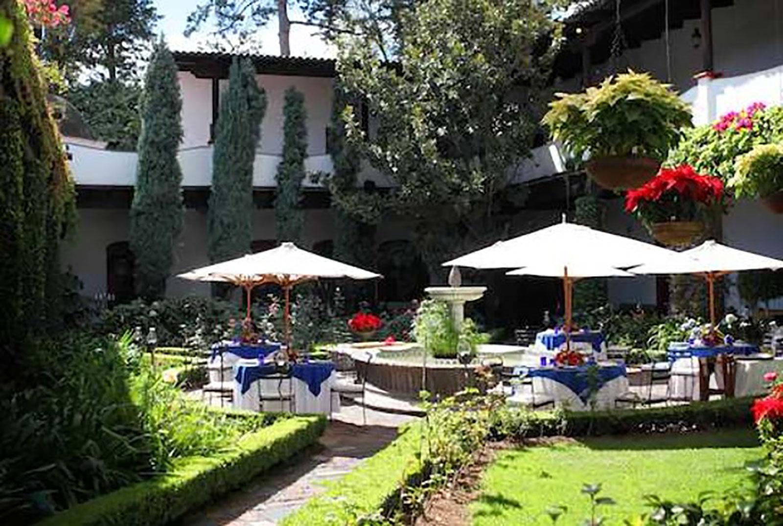 San Angel Inn.