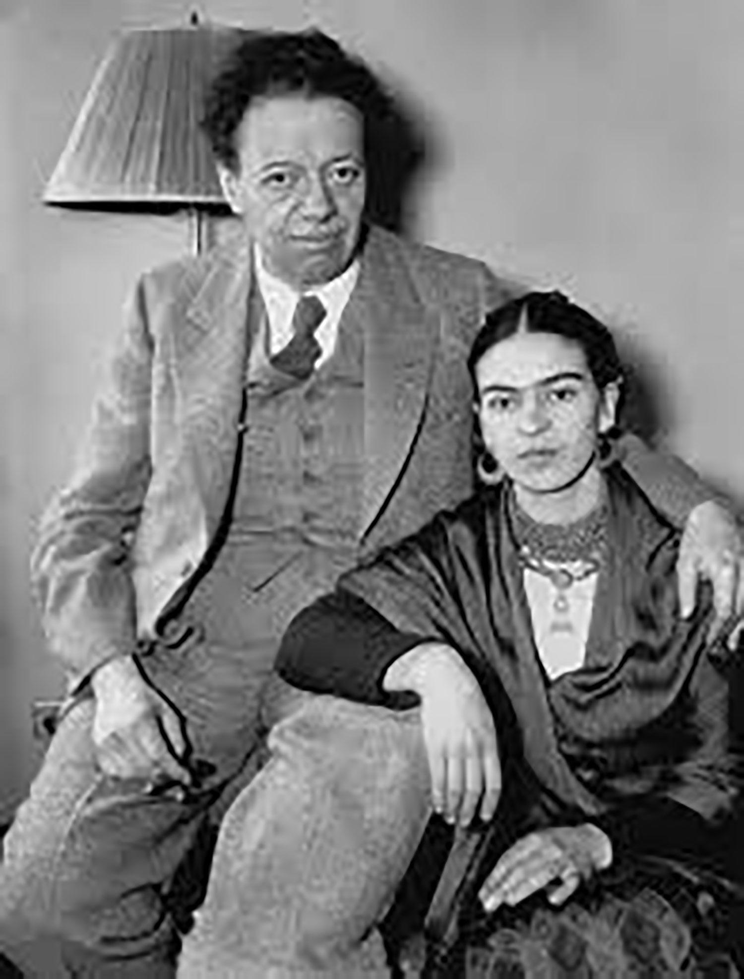 Frida and Diego:  biography.com .