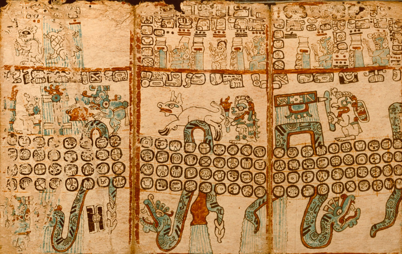 The Madrid Codex.