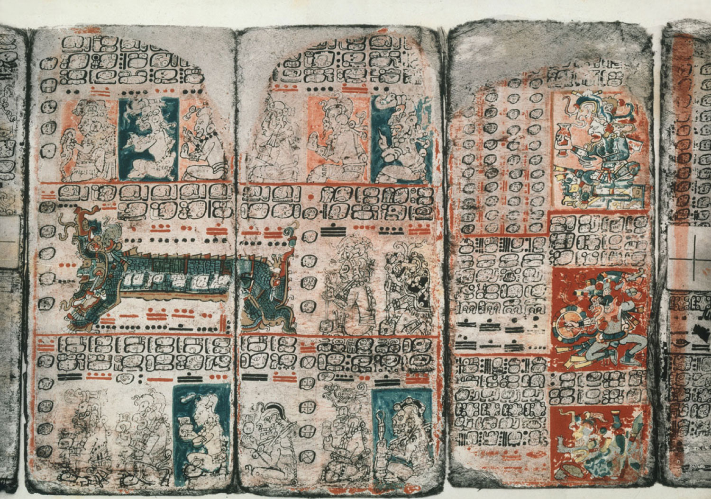 The Dresden Codex.