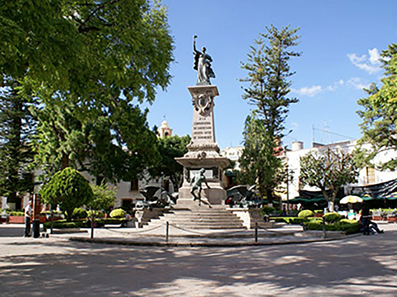 Corregidora Square.
