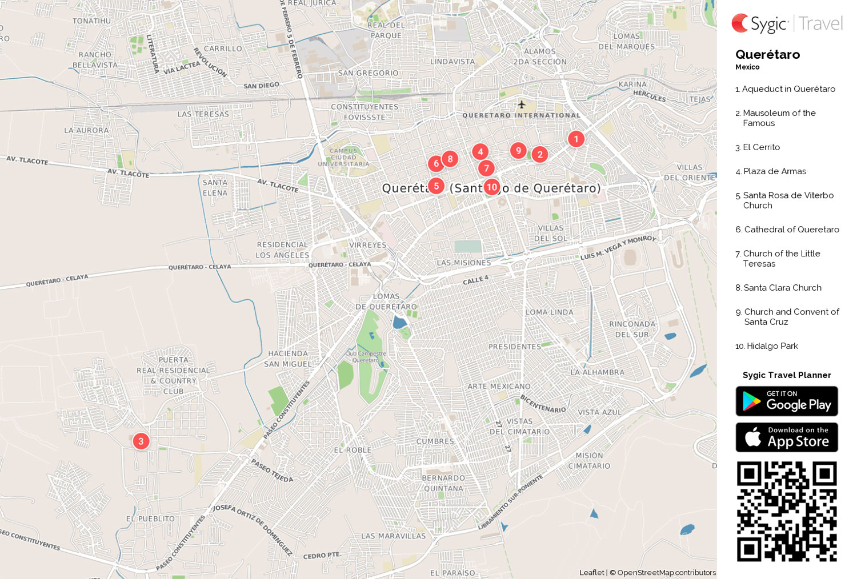 City map:  travel.sygic.com .