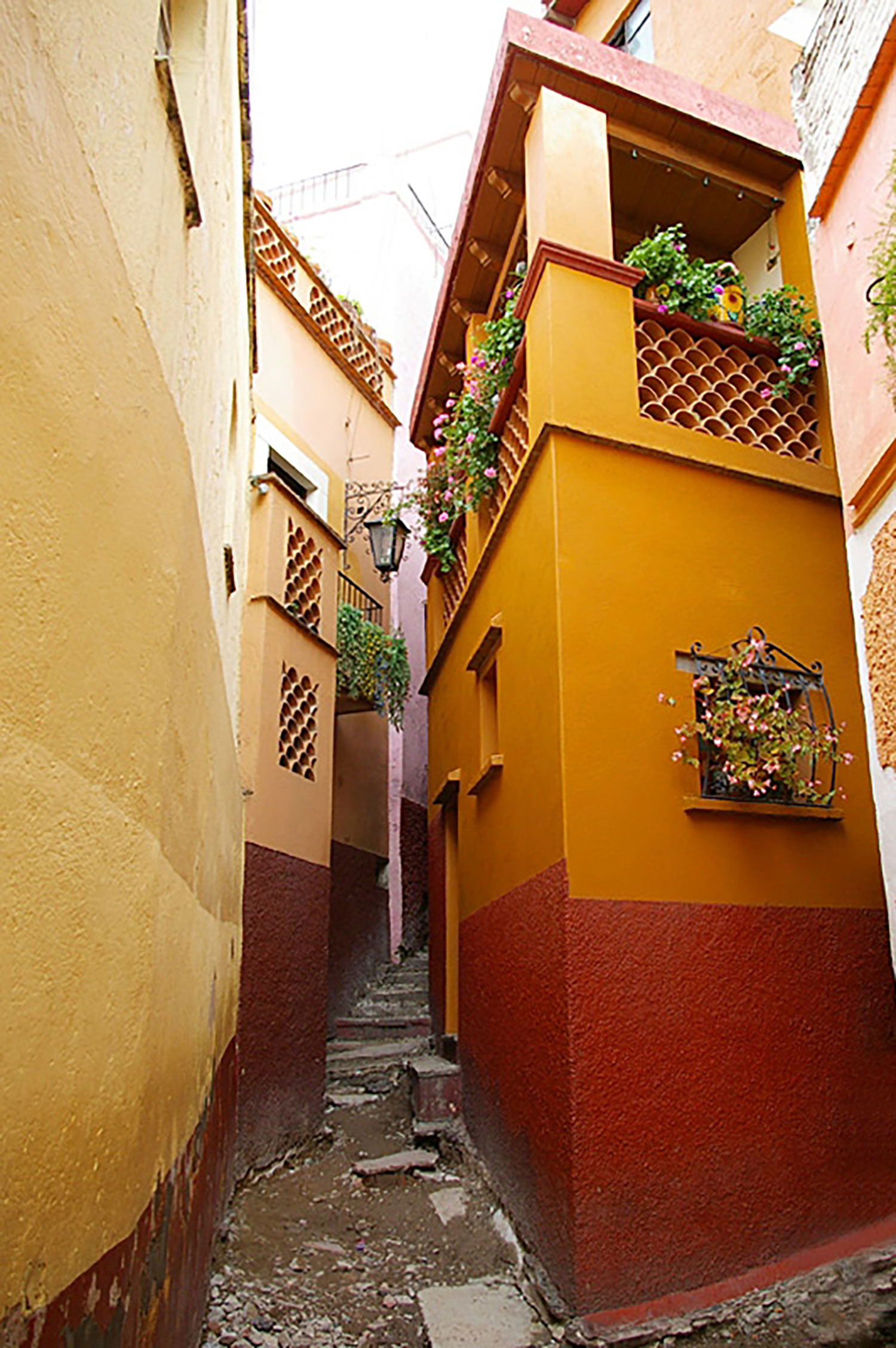 Callejón del beso:  commons.wikimedia.org .
