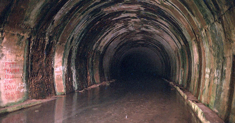 The Puebla tunnel:  mexiconewsnetwork.com .