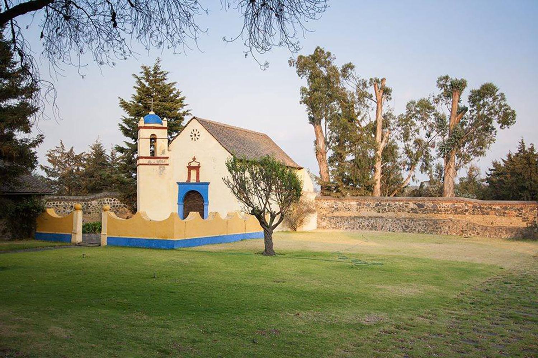 Hacienda San Andrés.