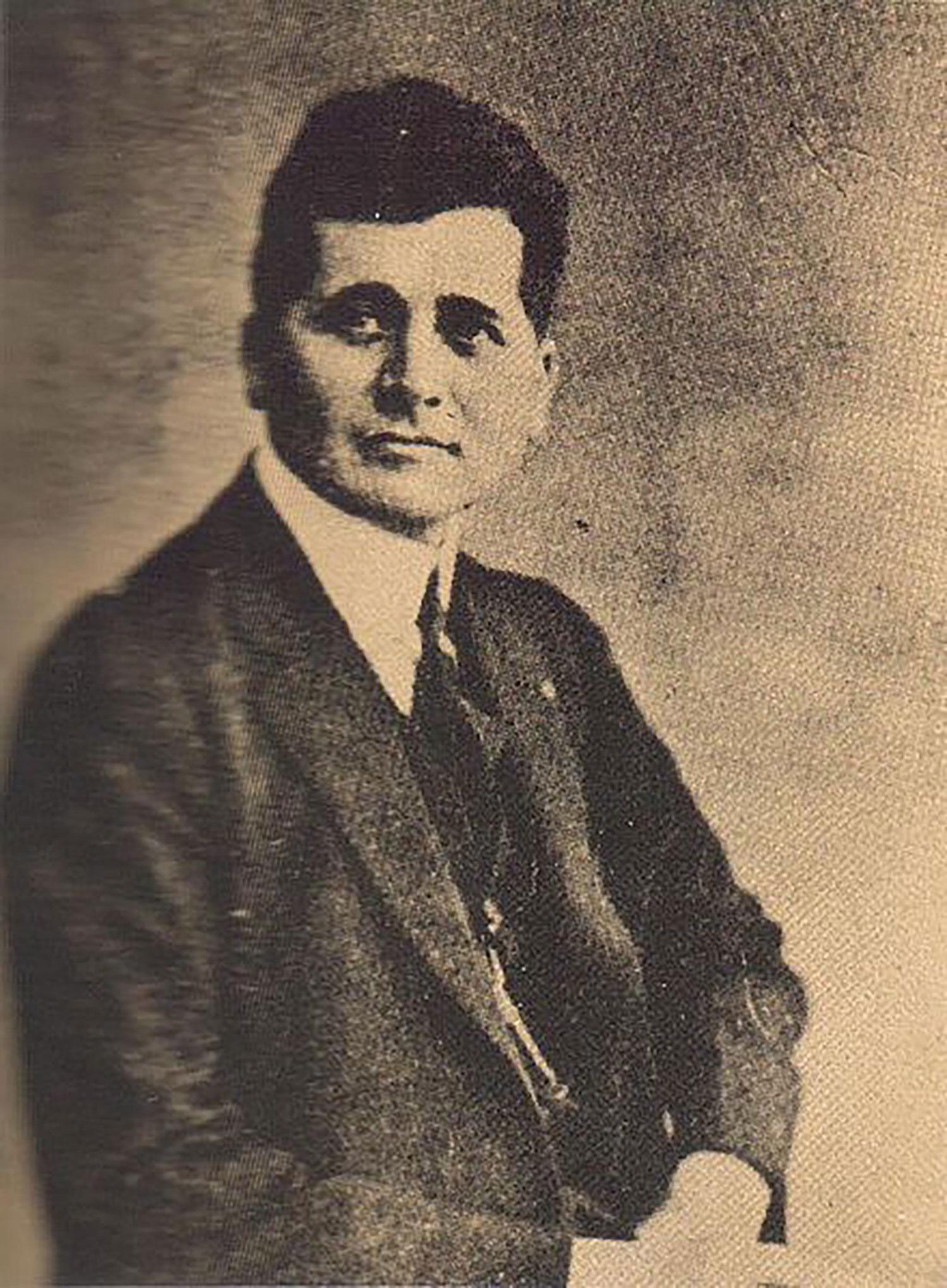 Felipe Carrillo Puerto. Source:  wikipedia.org .