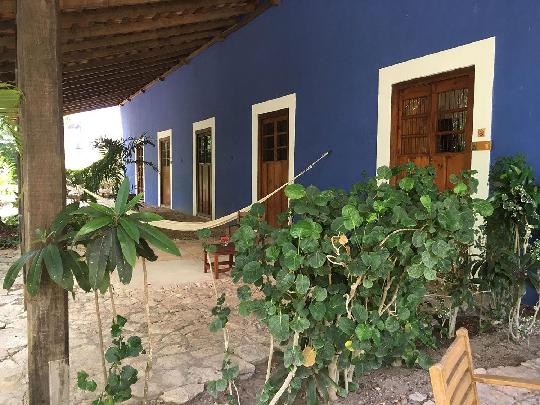 Hacienda San José.