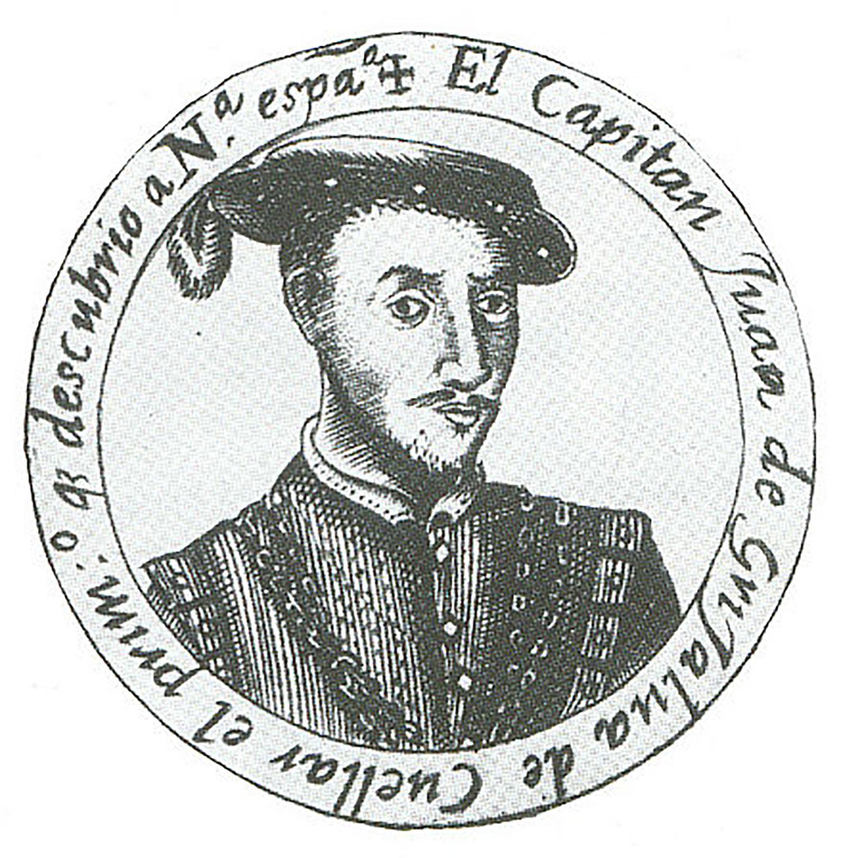 Juan de Grijalva. Source:  wikipedia.org .