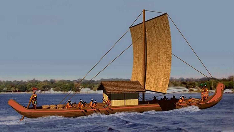 Putún traders. Source:  ancient-origins.net .