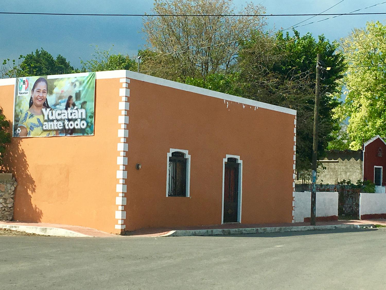 Hacienda San Miguel. Source: Pinterest.
