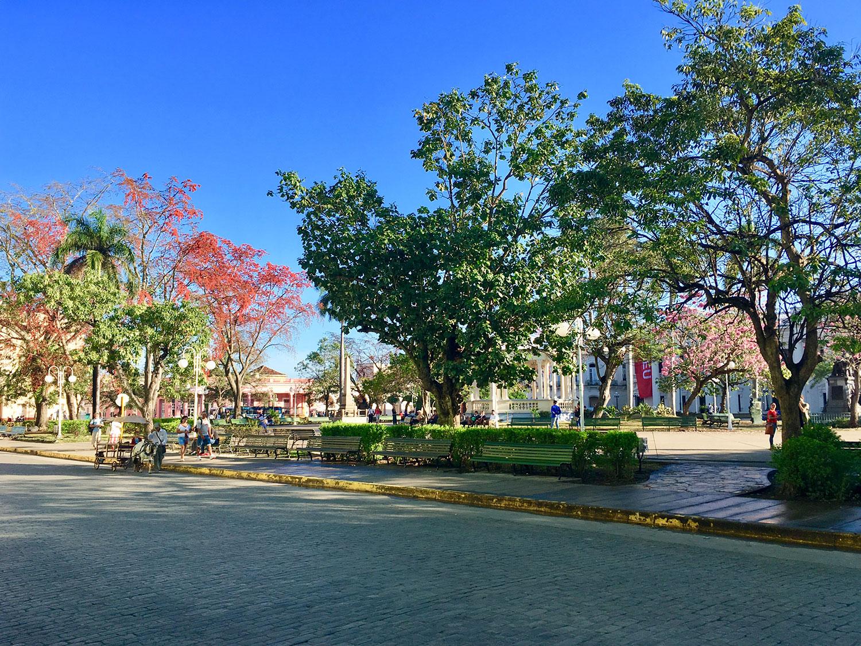 Parque Vidal.