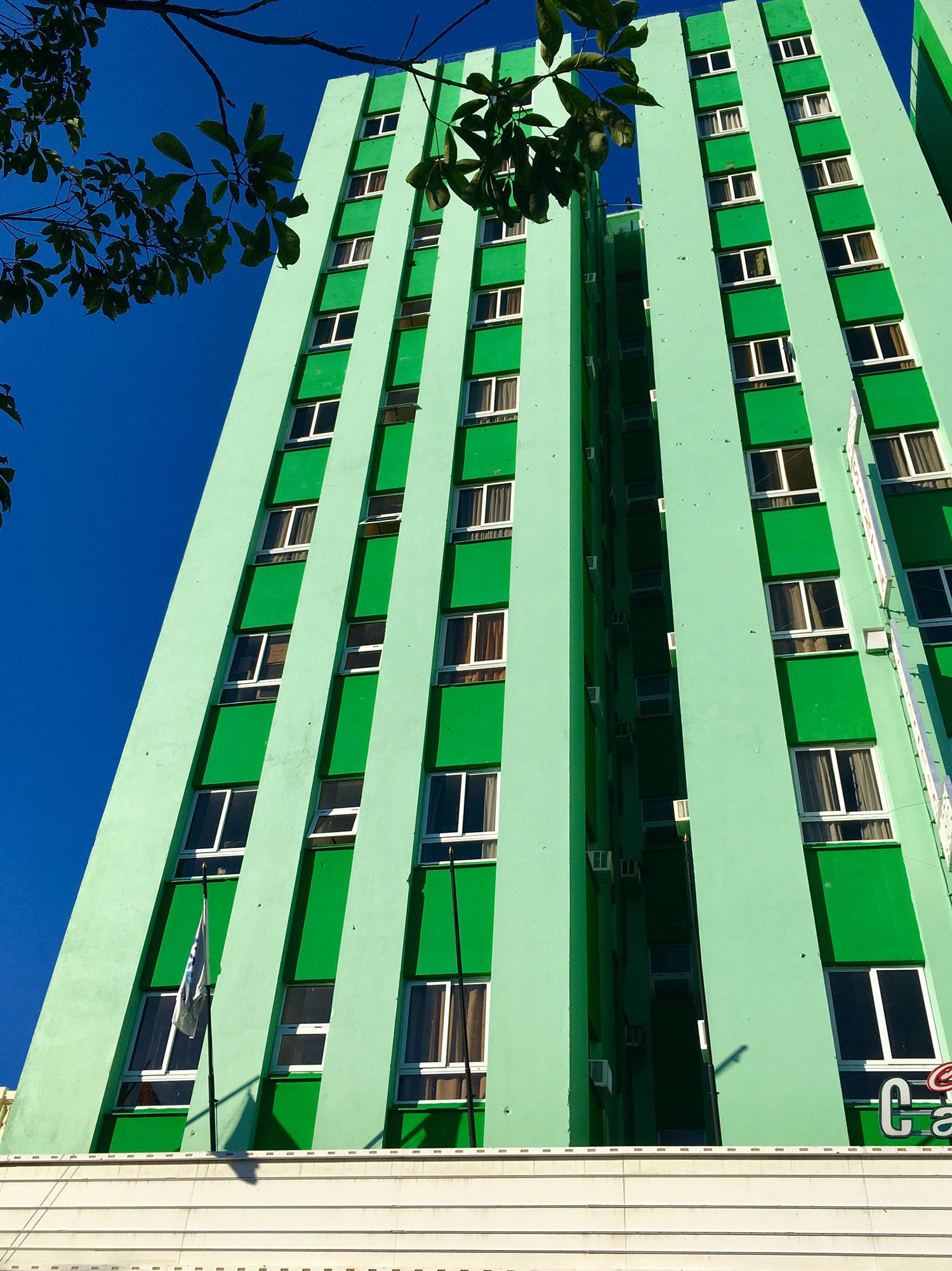 Hotel Santa Clara Libre.