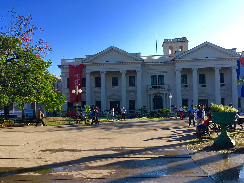 José Martí Library.
