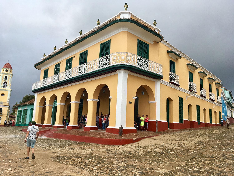 The Brunet Palace.