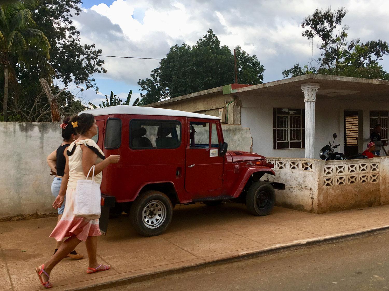 Villages of Cuba.
