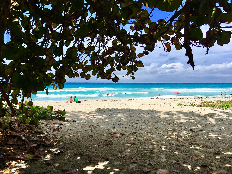 Playa Varadero.