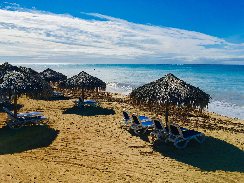 Península de Ancón en Cuba