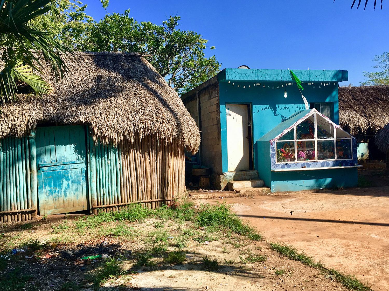 Campamento Hidalgo.
