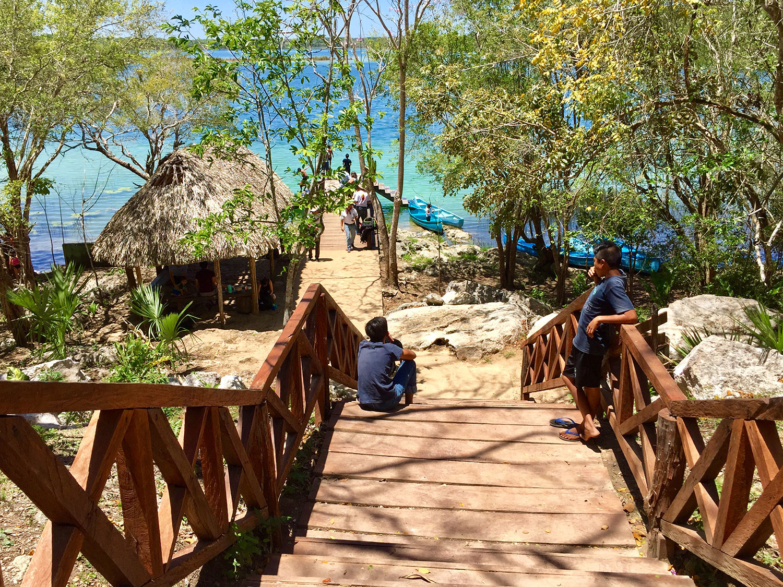 Hammocks_and_Ruins_What_to_Do_Yucatan_jungle_lake_lagoon_wild_swim_kayak_Punta_Laguna_2.jpg