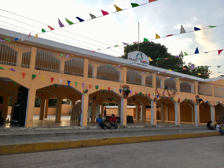 The village houses of Buena Vista.