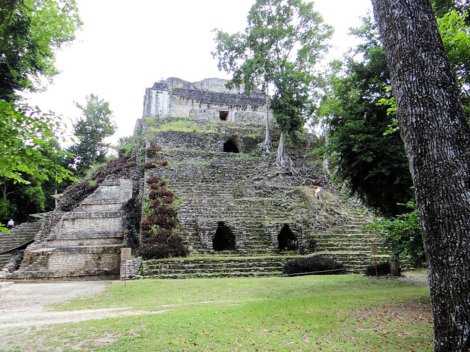 The Temple of the Cormorants.