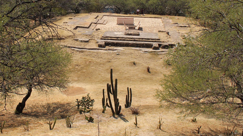 Zaachila ancient site:  mexicoescultura.com .