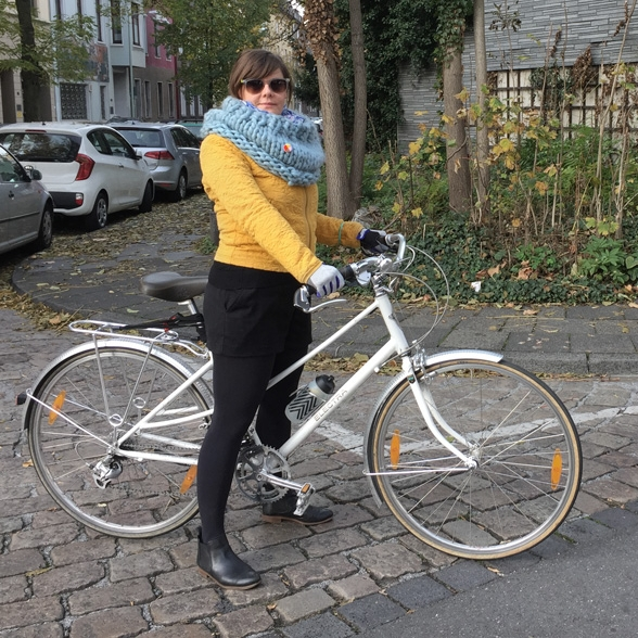 Ich liebe Fahrräder einfach ♥