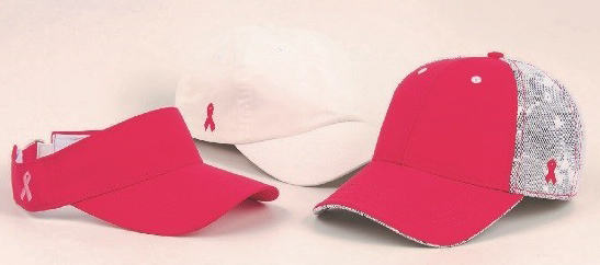 With AHEAD's Headwear or Accessories prepacks, it is easy to show your support!