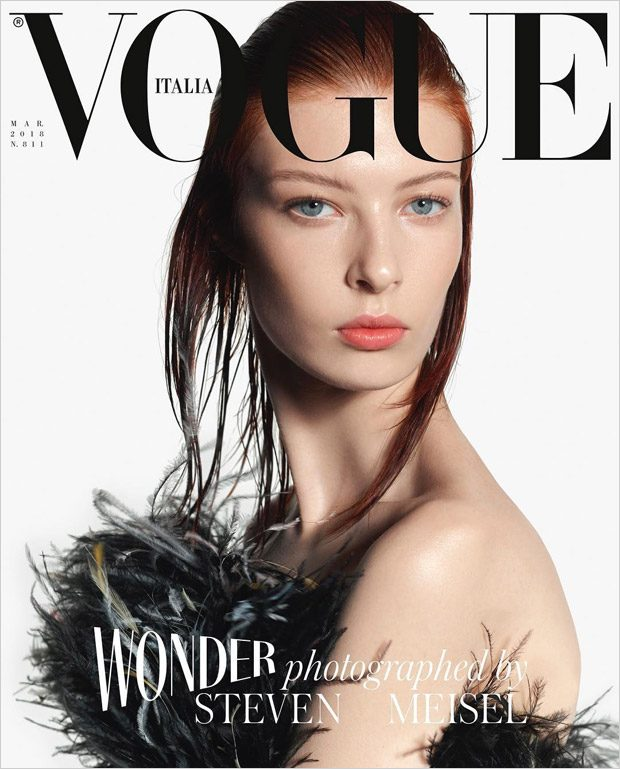 VOGUE ITALY - MARCH 2018