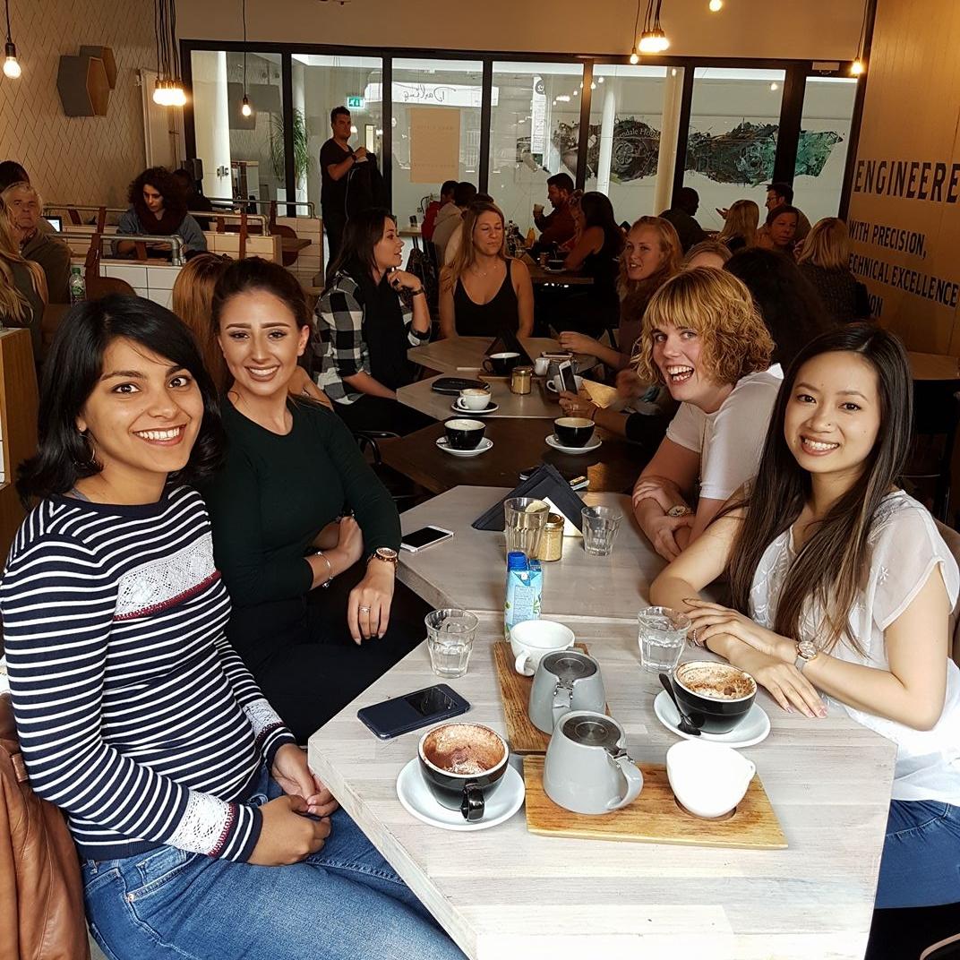 Manchester Girl City Girl Network