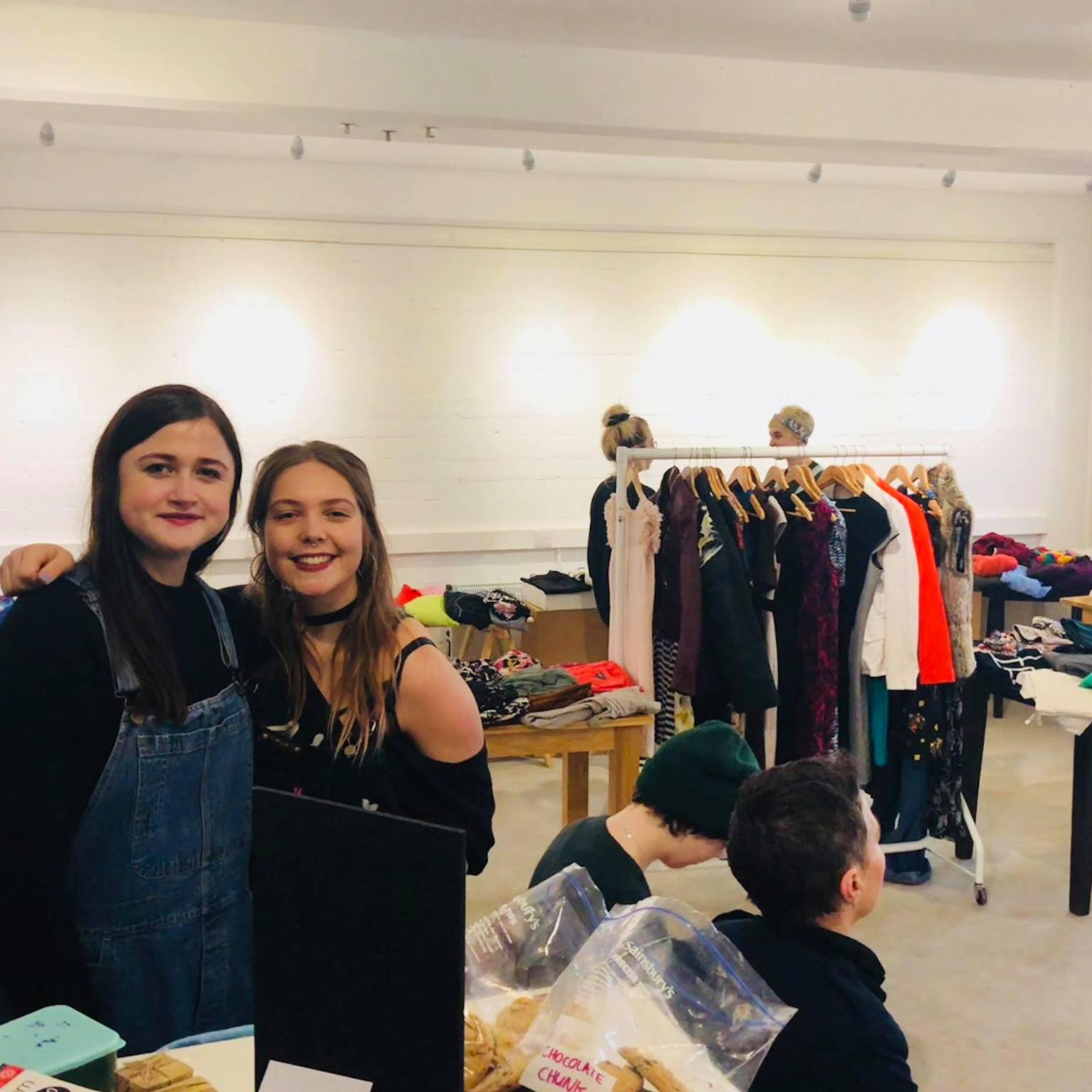 Brighton Fashion Revolution Week - Revival Collective