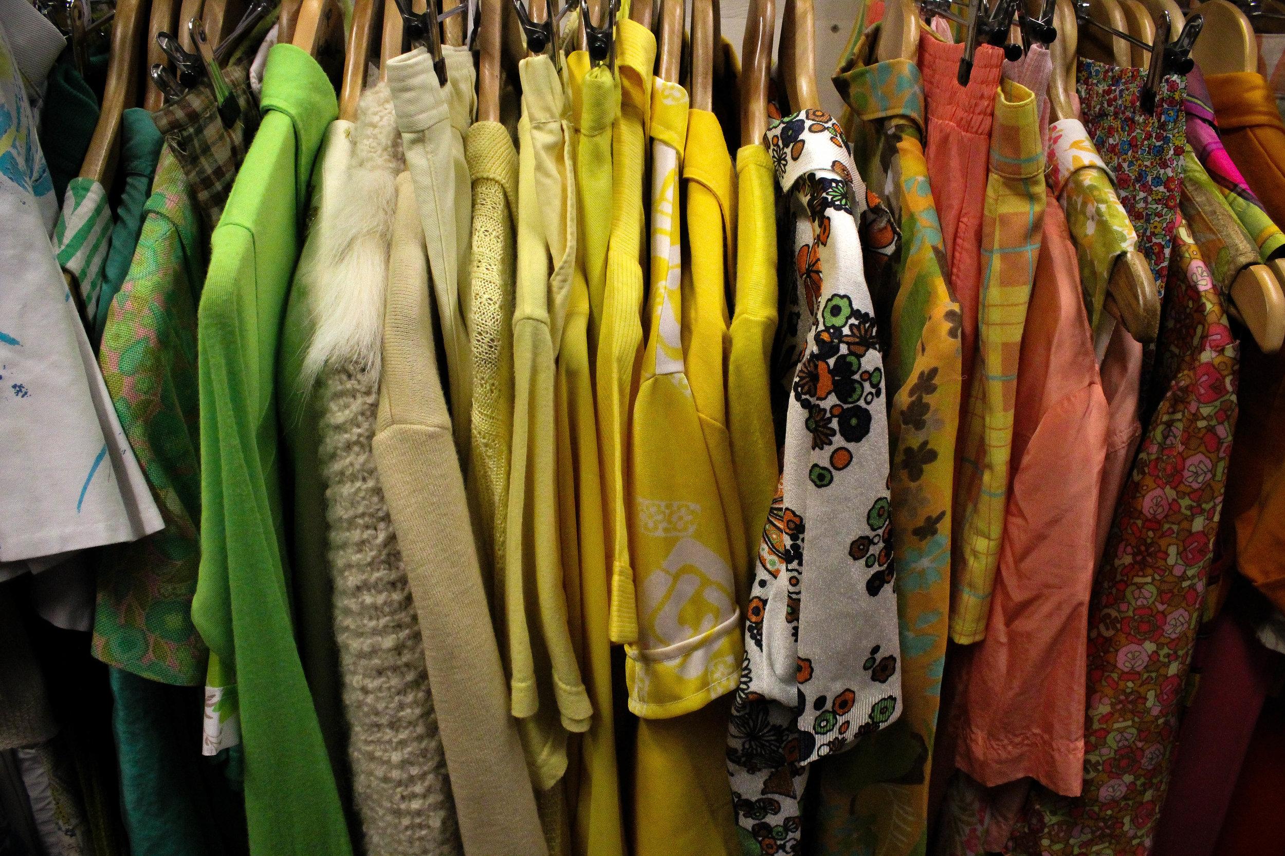 vintage shopping brighton sustainable