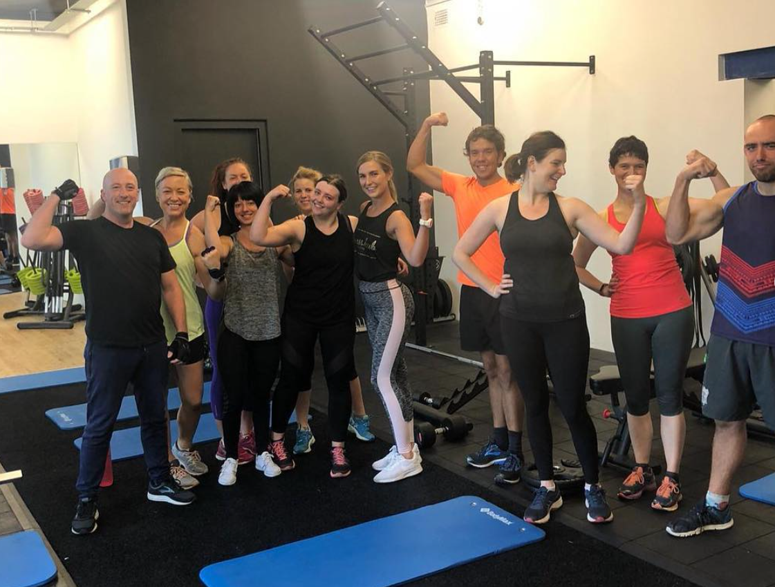 fitnesshub brighton girl review