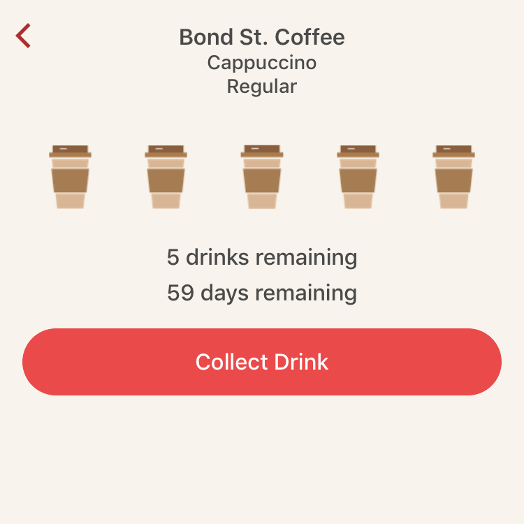 waycup brighton girl coffee app
